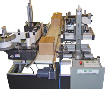 Accutrak Front & Back Labeling System
