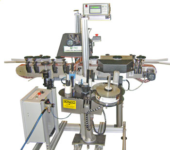 Tapered Wrap Labeling System