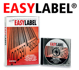 Easy Label WYSIWWG Software