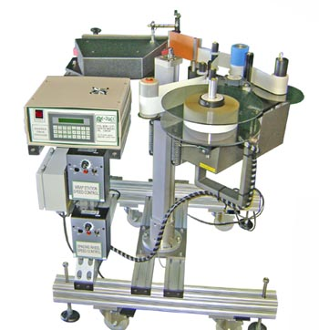 Wrap Labeler without Conveyor