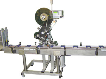 Top Panel Labeling System