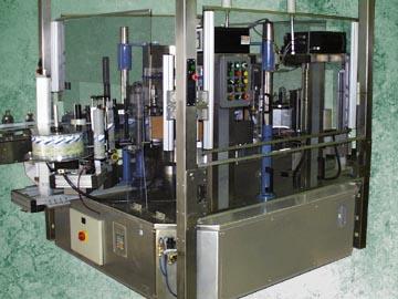 Accutrak Rotary Labeling Systems